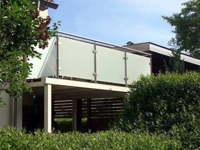 Aluminium Balkon | Die Balkonmacher Aluminiumbalkon