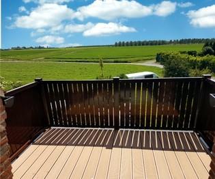 Photovoltaik balkonanlage