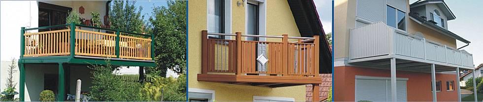 Die Balkonmacher Baugenehmigung
