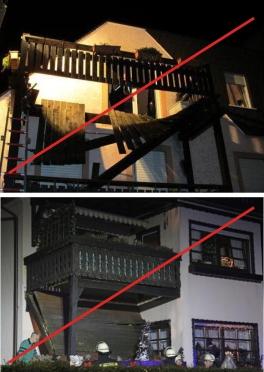 Die Balkonmacher Holzbalkon
